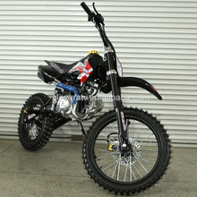 Hot Sale 4 Stroke Dirt Bike 125CC Motorcycle with Kick and Electric Start
