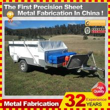 2014 hot sell metal camper trailer,china manufacturer with oem service