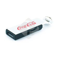 Promotional Gift Custom Color Bottle Opener USB 2GB with Custom Tag
