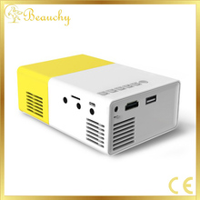 Beauchy hot sale YG310 mobilephone pocket mini projector support 1080P