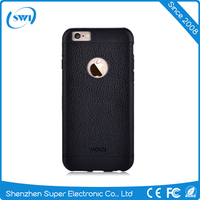 China Suppliers Cell Phone Cover Case for iPhone 6 Vouni Axe Leather Case for iPhone 6s