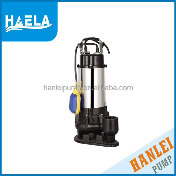hanlei 1HP V750F electric SUBMERSIBLE jet water pump high capacity