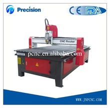 Single arm woodworking cnc router/ Jinan Precision cnc router JPM1325