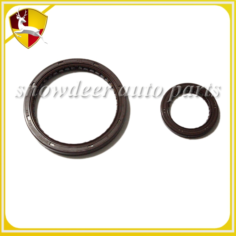 Top quality front/rear crankshaft oil seal for Honda Accord l13 engine, oil seal for diesel engine used car