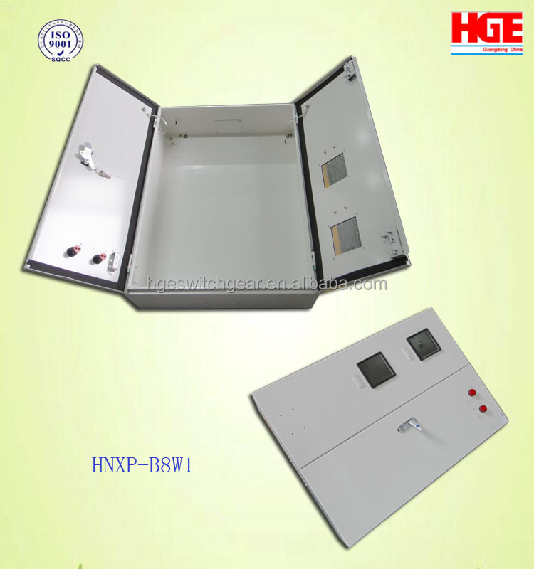 Customized professional waterproof metal enclosure box