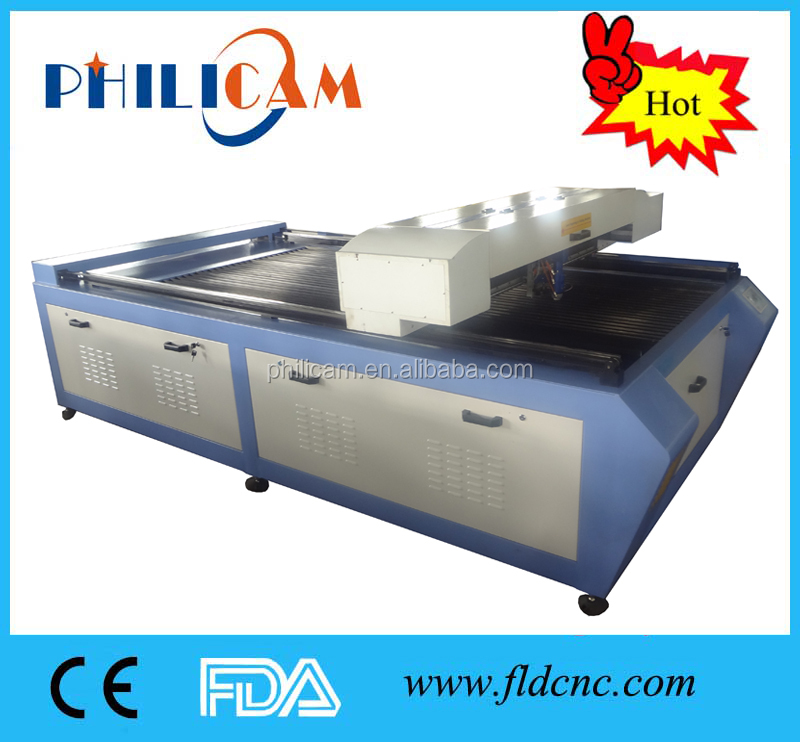 Hot sale good price CO2 metal laser cutting table