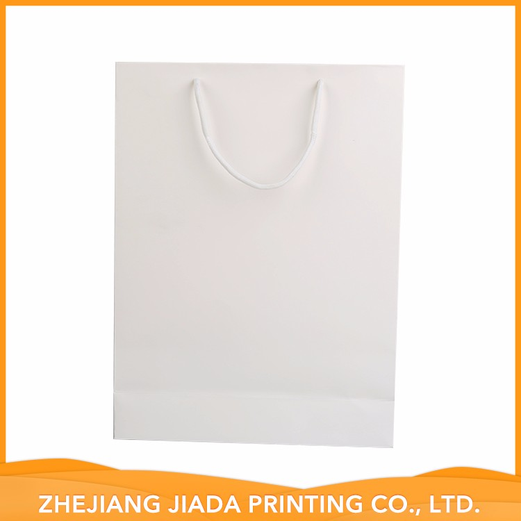 Echo-friendly Recycled used paper bag making machine