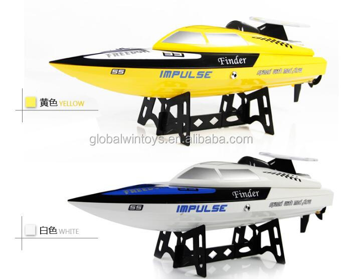 WLtoys w912 rc boat 2 colors options  29kmh high speed boat RTF for kids toy jet boat avoid overturn.jpg
