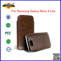 For Samsung Galaxy Note 3 Lite Case Pull Tab Case
