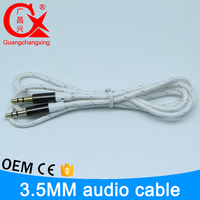 hot sale high quality new design OEM ODM 3.5mm cable audio
