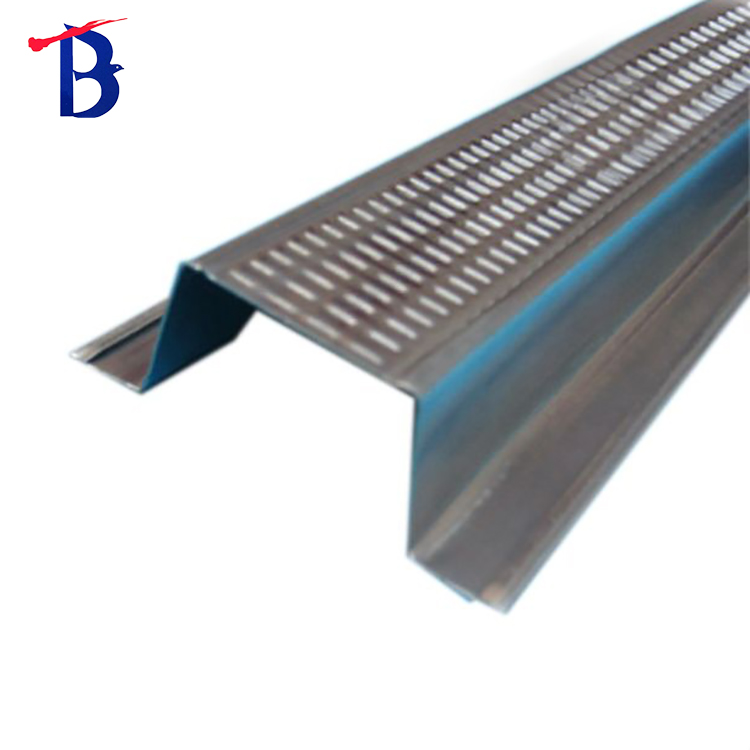 galvanized sheet metal slotted c channel
