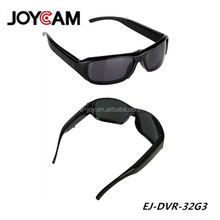 Mini digital camera fixed focus hd 1080p sunglasses camera sunglasses with camera