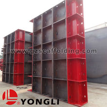 New Types Heavy Duty Steel Construction Casting Concrete Formwork for Sale