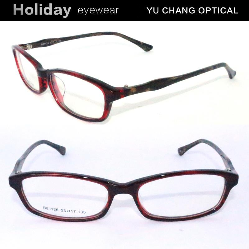 New fashion tattoo glasses frames manufacturer