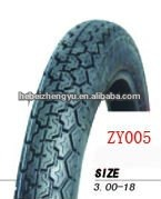 2012 popular motorcycle tyre 3.00-18