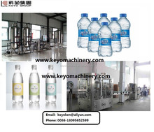 Complete Bottle Water Production Line/Pure Water Bottling Plant