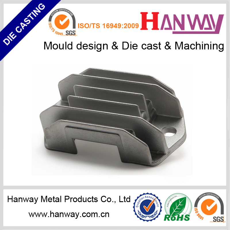 China manufacture OEM aluminum die casting car motorcycle under engine cover