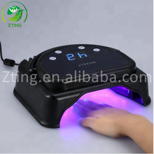 64W Nail Dryer LED lights 32pcs Powerful LED bulbs Gel Polish fast Curing Nail dryer Machine With Lifting Handle