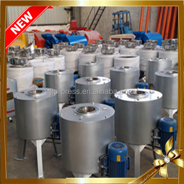New type Canola oil filter making machinery