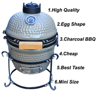 Kitchen Equipment Industrial Charcoal Chicken Rotisserie Barbecue Grill