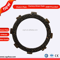motorcycle clutch disk bajaj ct100 engine parts with oem quality