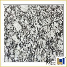 Factory direct sell spray white granite tile granite price
