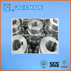 8022 made in China supplier Zhejiang ISO standard machine alloy steel chain coupling