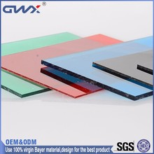 Fine Light Transmission Dome Resin Solid Sheet Spare Parts for Awnings