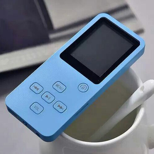 """1.8"""" portable video Mp4 Player with BT4.1"""