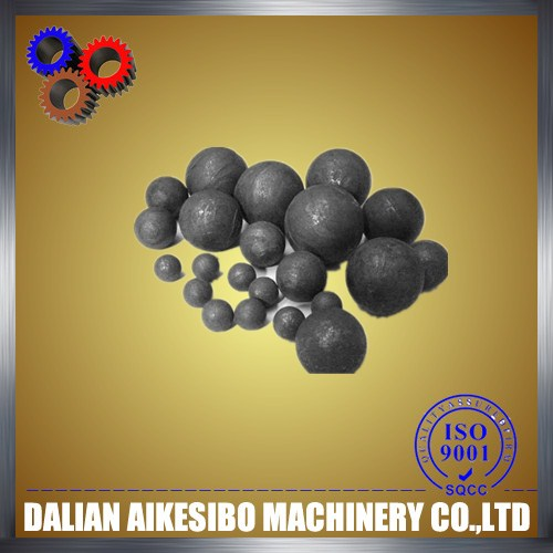 High Quality Rolling Forged 70mm Steel Grinding Balls