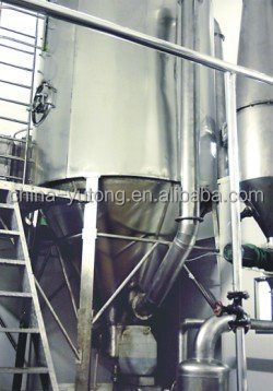 Lab pilot atomizing spray dryer