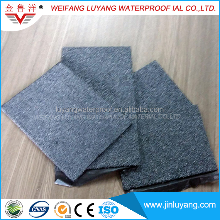 Factory Supply SBS Modified Bitumen Waterproof Membrane Covered with Mineral Particle