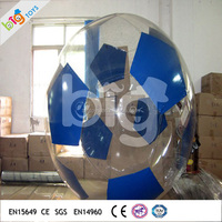 easy and simple to handle water games inflatable water rolling ball, floating water ball, water walking ball