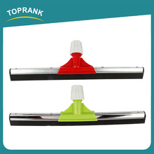 Toprank Household Cleaning Product Floor Silicone Squeegee EVA Sponge Floor Water Wiper Squeegee Steel Floor Cleaning Wiper