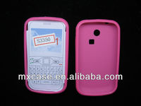 TPU Candy mobile phone case for Samsung Chat 335 S3350