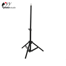 Black 680mm tubes aluminum support feet iron tripod light stand