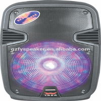 Most favorable changeable woofer light temeisheng feiyang hifi speaker floor standing