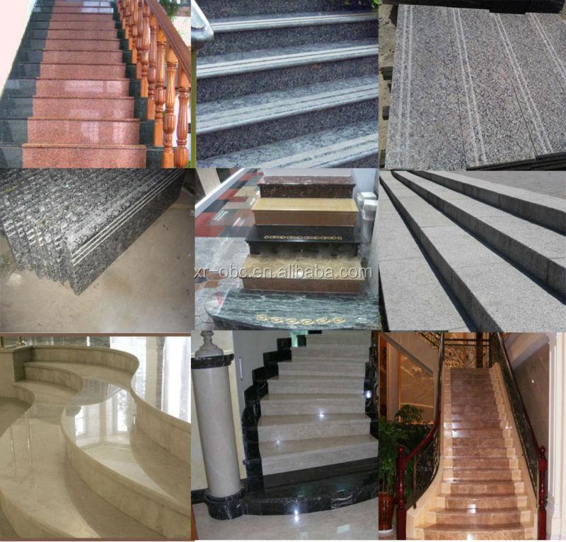 Indoor Imperial Red Granite Steps And Risers,indoor Step Ladder
