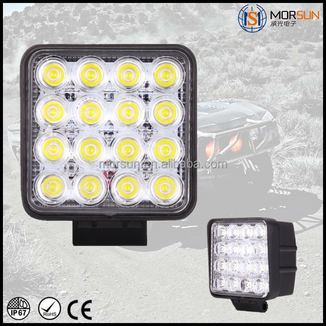 48w Led Work Light 12v auto led working light truck led driving lamp led work light 48w