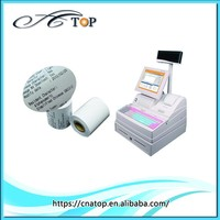 Electronic cash register machine thermal paper roll