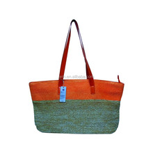 2015 hot selling paper straw beach bag