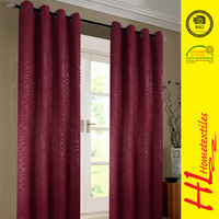 OKTEX 100 approved candy color fabric door curtain
