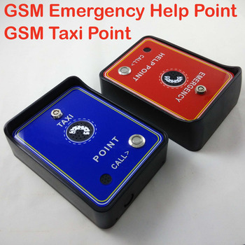 GSM Emergency Help POINT GSM voice call point