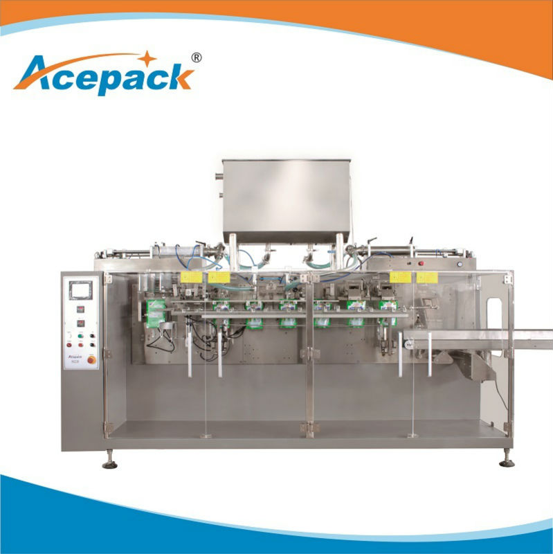 high quality retort pouch packing machine