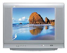 Large View angle AC/DC input color TV 14 inch crt TV with best price21 inch crt tv kit