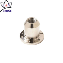 NBridge customize stainless steel precision turning parts, CNC lathe parts, precision turning brass parts