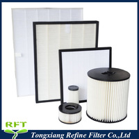 China Supplier High Efficiency Customized Hepa Filter H13 for Air Filter