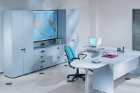 Net I Office System Furniture