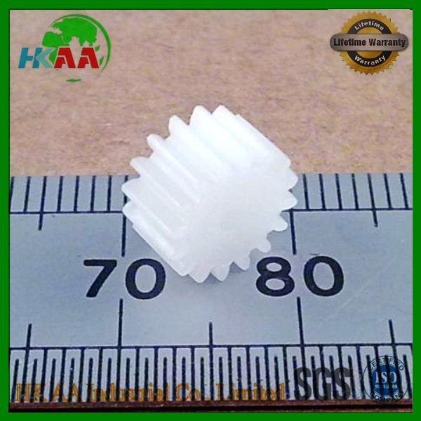 China factory supplier precision plastic gears, small cog wheels, plastic cog wheel