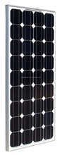 High Efficiency! 100w Mono Solar Panel/Solar Module cheap price good quality by 10 years professional manufacturer